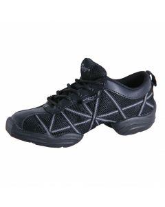 Capezio DS19  grey Dance Sneaker (Restposten)