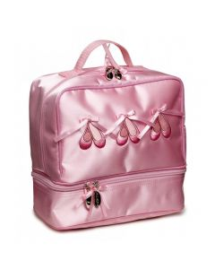 Handtasche Pink Ballett Slipper Katz